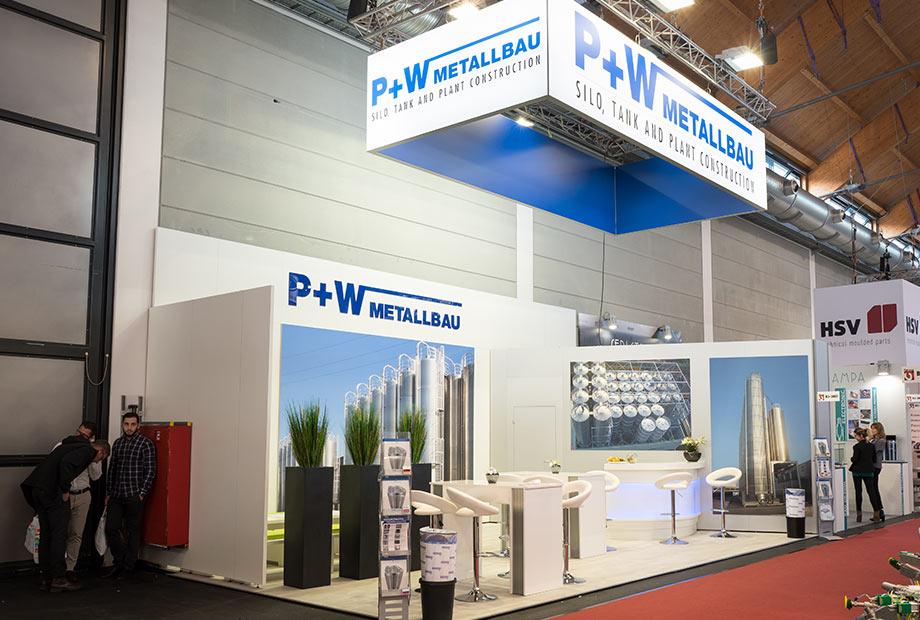 P+W Metallbau_Fakuma_2018_Friedrichshafen_1_Webseite