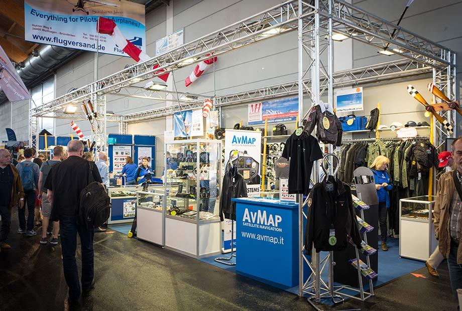 Büscher Flugversand_AERO_2018_Friedrichshafen_1_Website